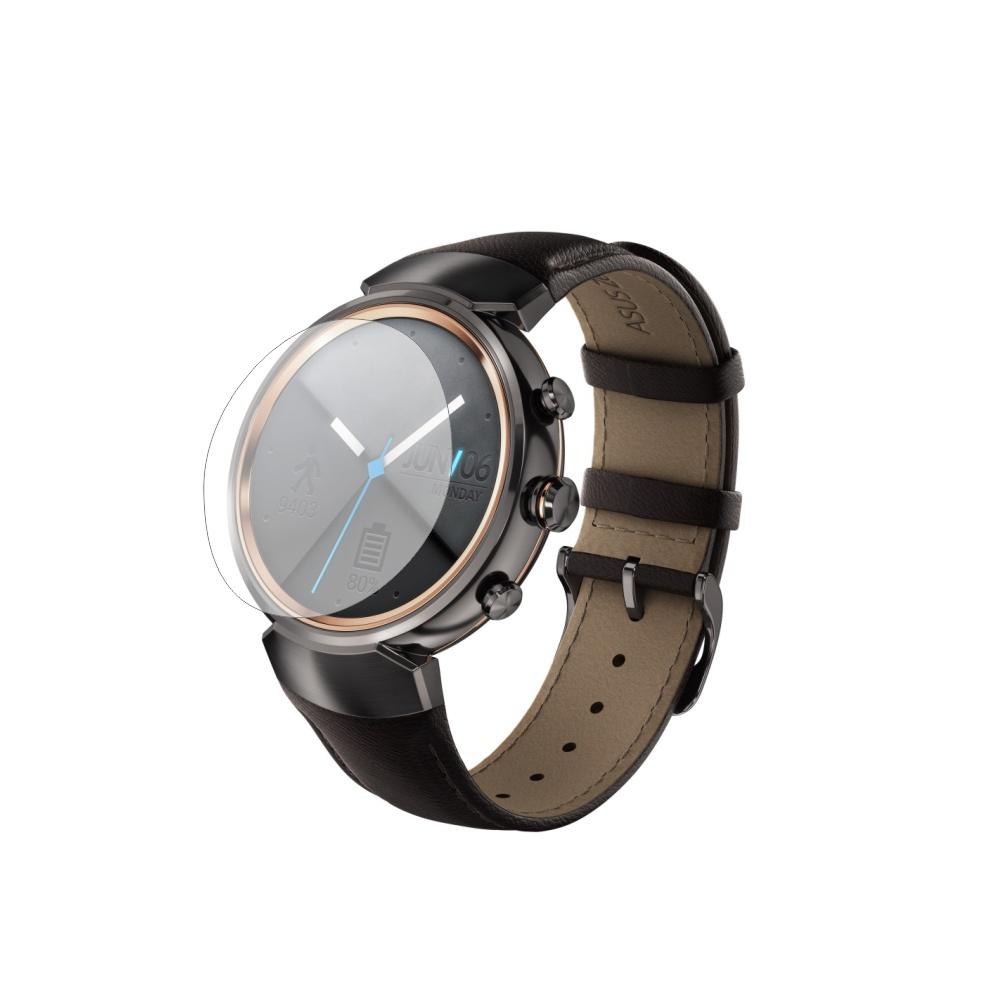 Folie de protectie Smart Protection Smartwatch Asus Zenwatch 3 - 4buc x folie display imagine