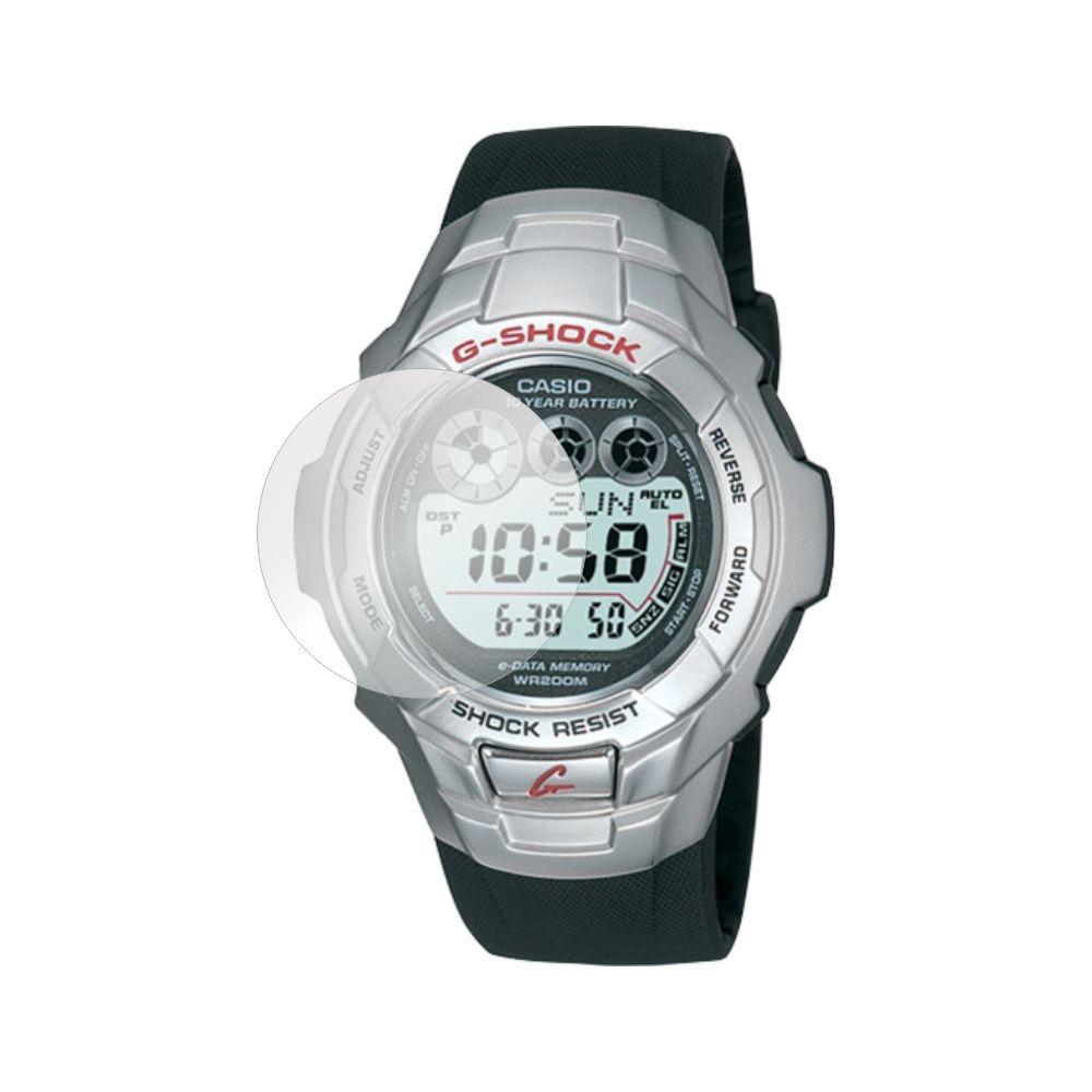 Folie de protectie Smart Protection Ceas Casio G-Shock G-7100 - 2buc x folie display imagine
