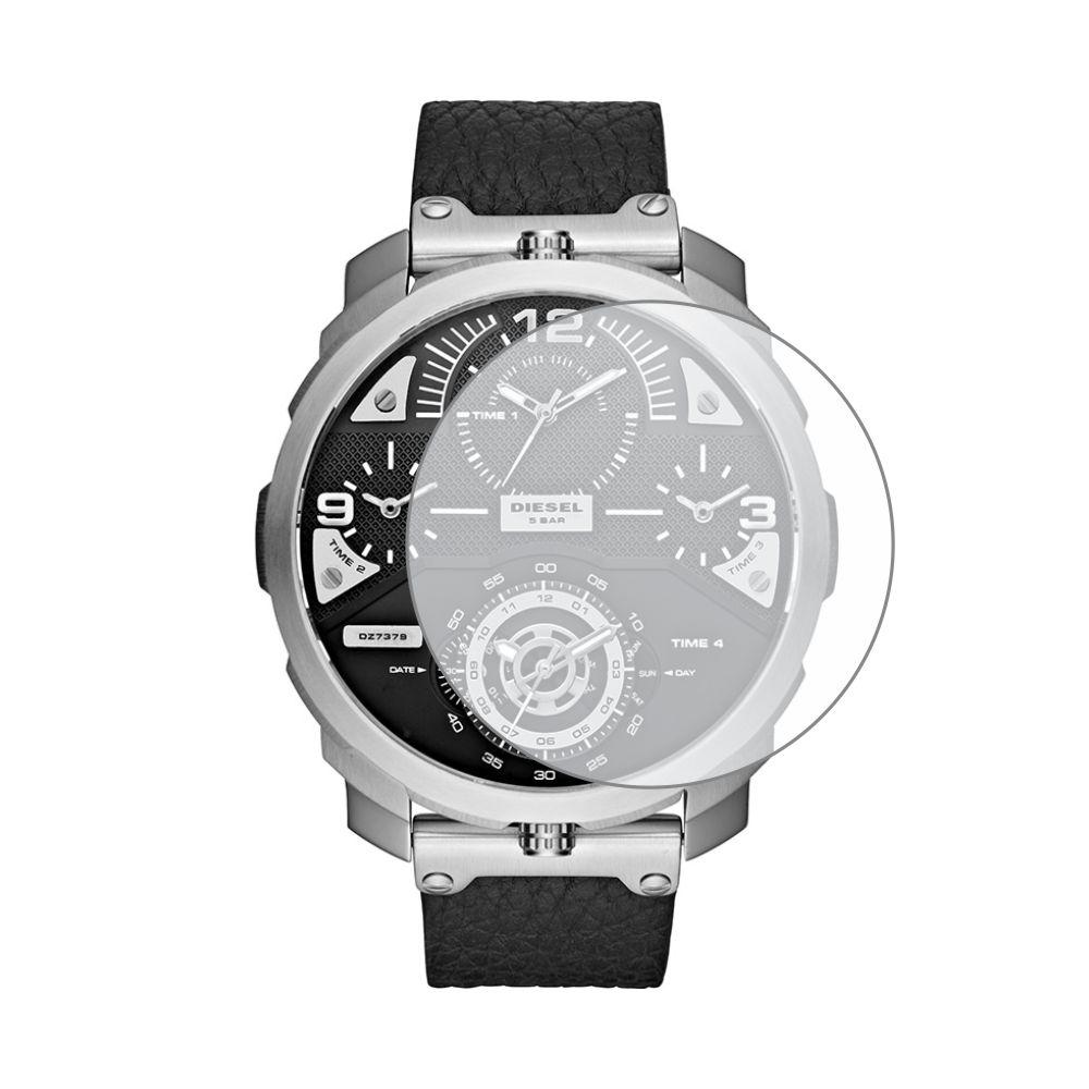 Folie de protectie Smart Protection Ceas Diesel Men's Watch DZ7379 - 4buc x folie display imagine