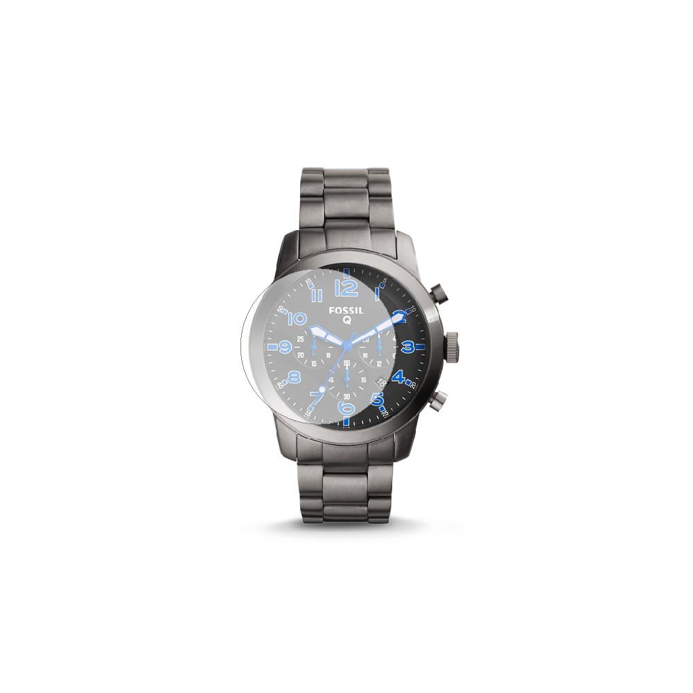 Folie De Protectie Smart Protection Smartwatch Fossil Q54 Pilot - 4buc X Folie Display