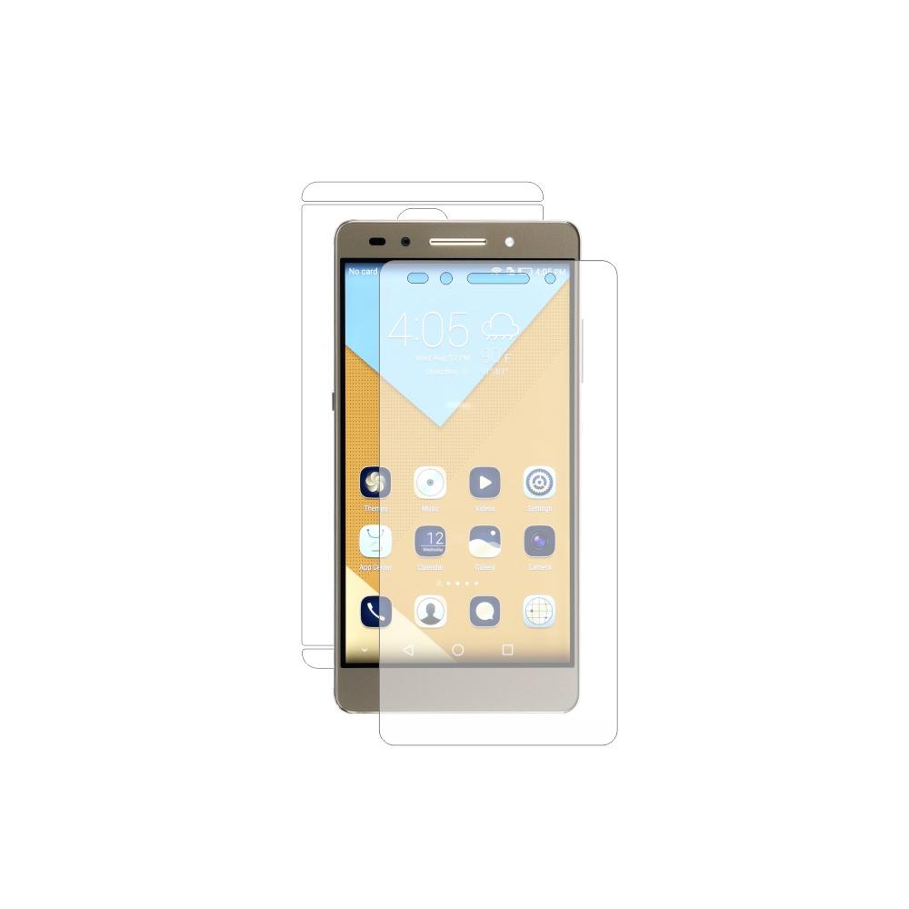 Folie de protectie Smart Protection Huawei Honor 7 - fullbody-display-si-spate imagine