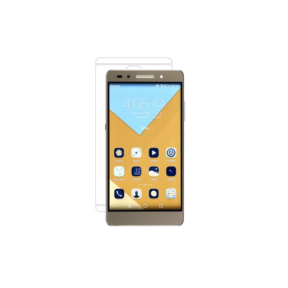 Folie de protectie Smart Protection Huawei Honor 7 - doar spate imagine