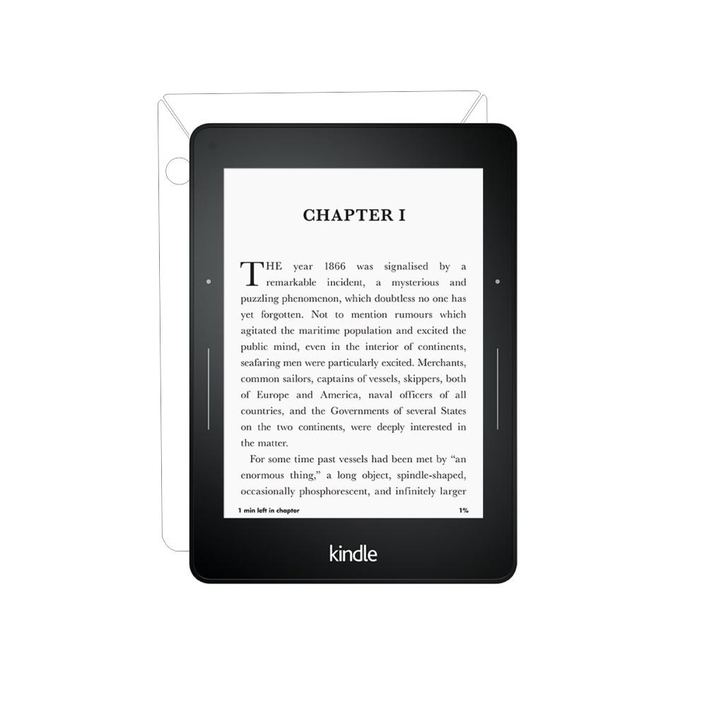 Folie de protectie Smart Protection Kindle Voyage - doar spate imagine
