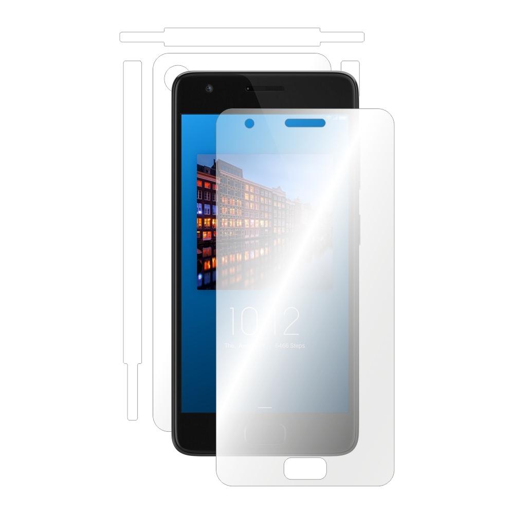 Folie de protectie Smart Protection Lenovo Zuk Z2 - fullbody - display + spate + laterale imagine