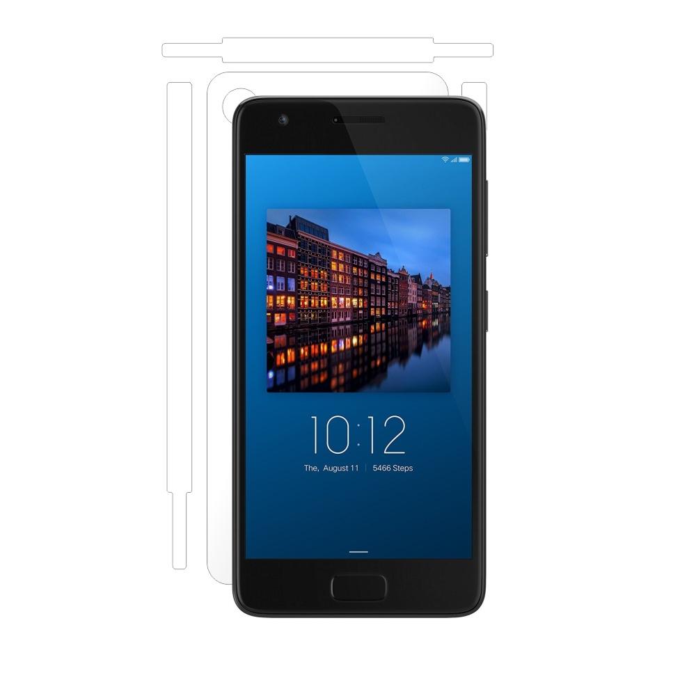 Folie de protectie Smart Protection Lenovo Zuk Z2 - doar-spate+laterale imagine