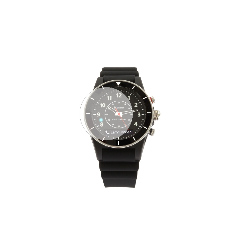 Folie de protectie Smart Protection Smartwatch Martian Alpha T10 - 2buc x folie display imagine