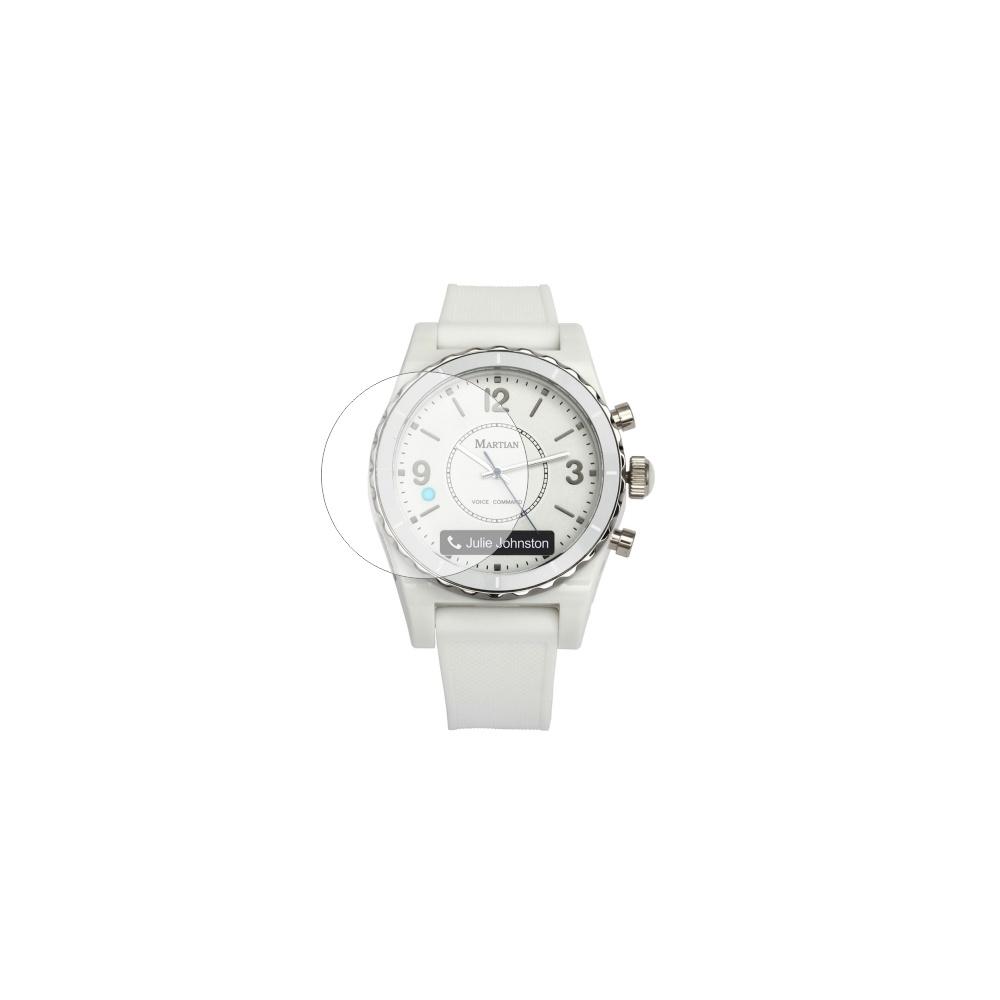 Folie de protectie Smart Protection Smartwatch Martian Electra E10 - 2buc x folie display imagine
