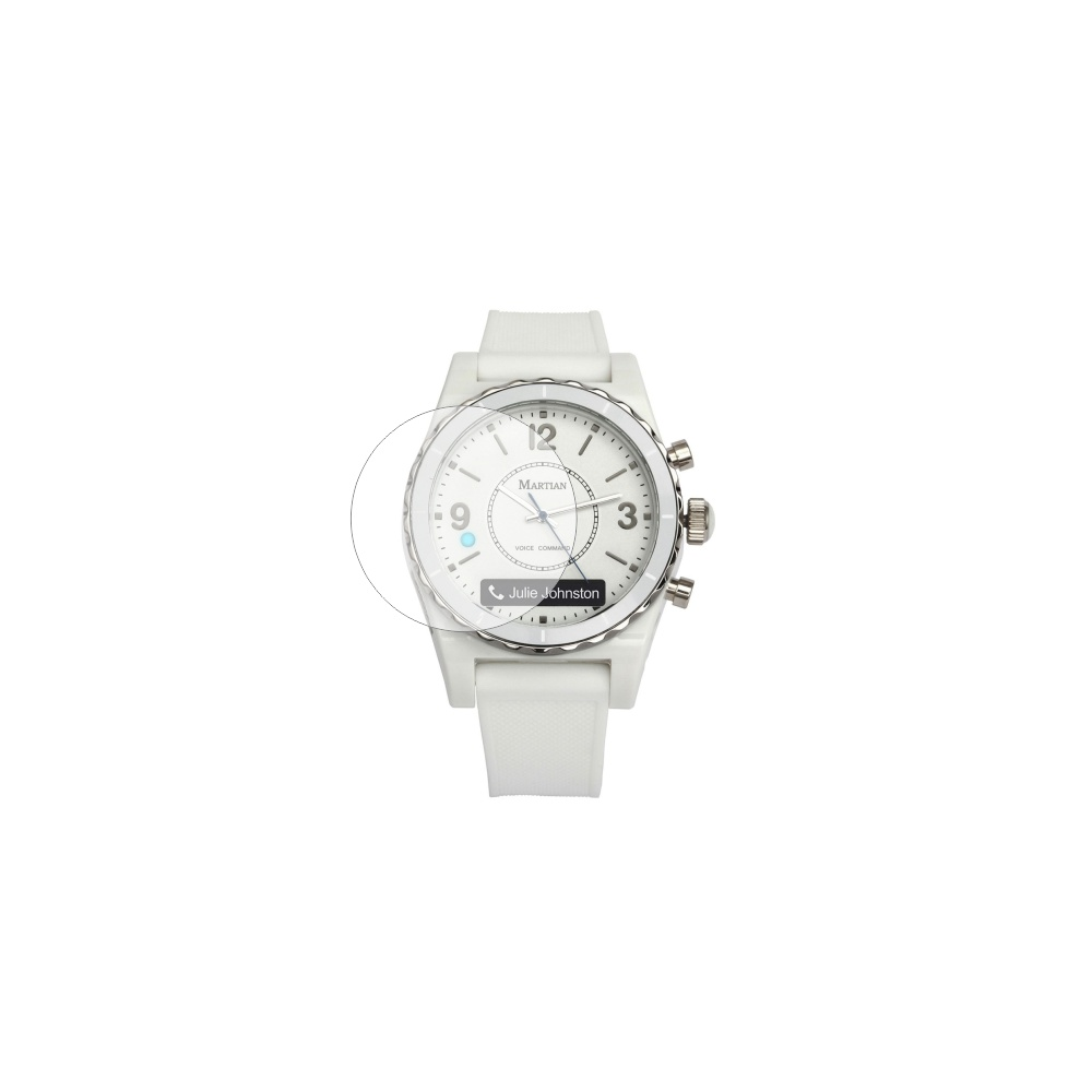 Folie de protectie Smart Protection Smartwatch Martian Electra E10 - 4buc x folie display imagine