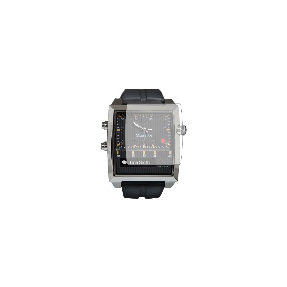 Folie de protectie Smart Protection Smartwatch Martian Passport - 4buc x folie display imagine