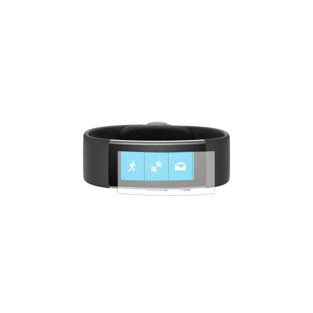 Folie de protectie Smart Protection Smartwatch Microsoft Band 2 - 2buc x folie display imagine