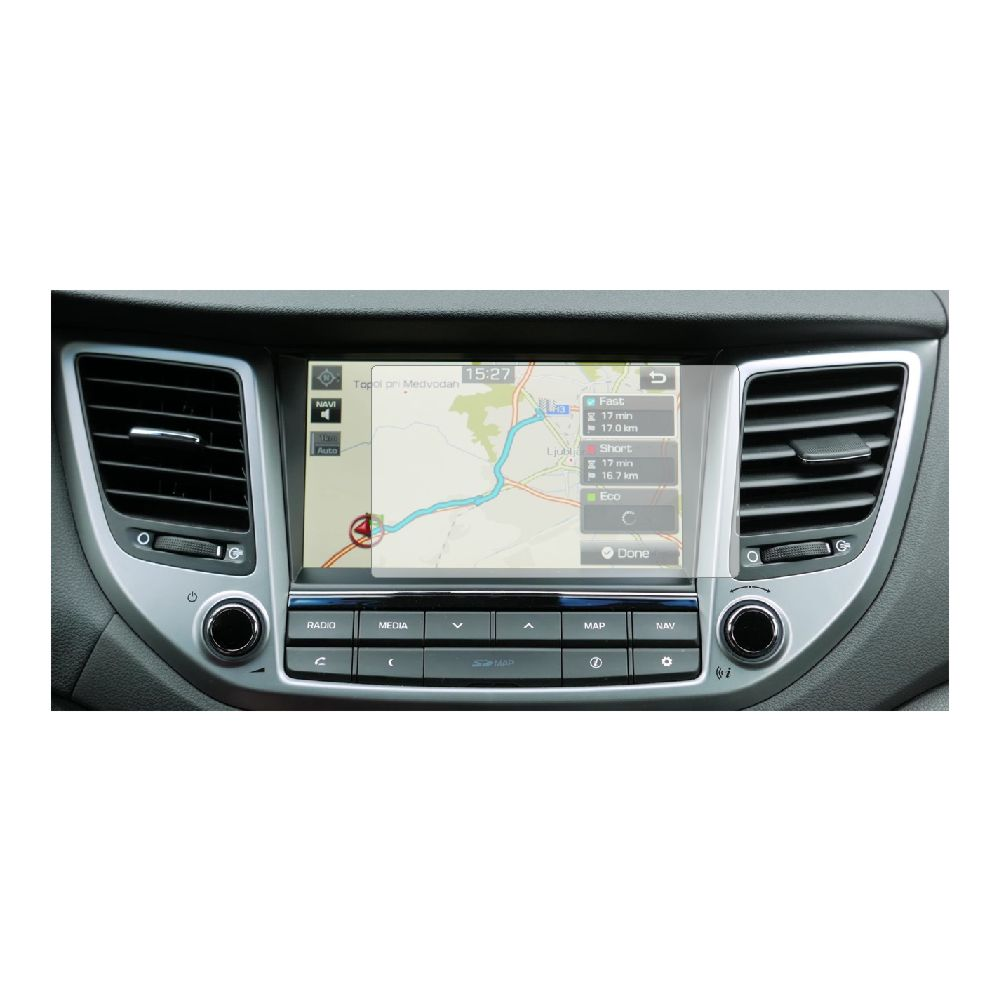 Folie de protectie Smart Protection GPS Hyundai Tucson 2016 - doar-display imagine