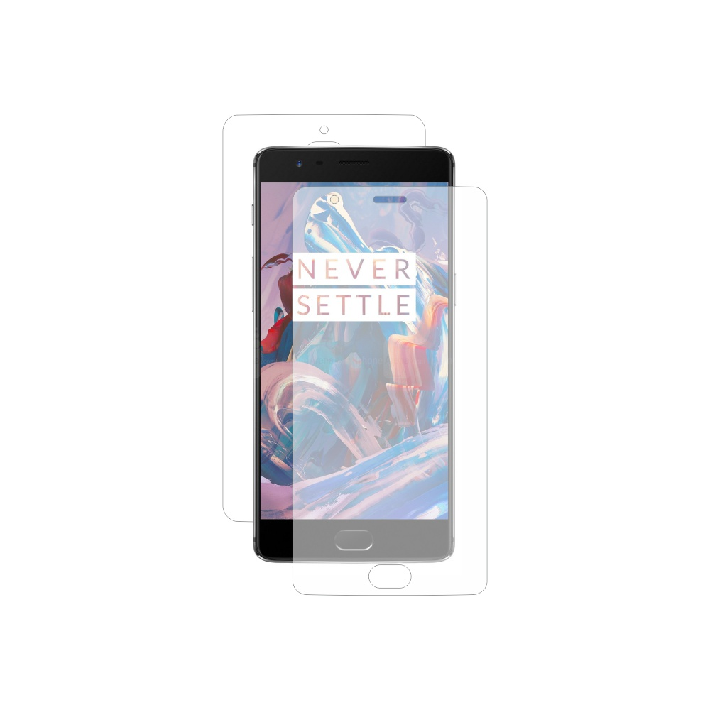 Folie de protectie Smart Protection OnePlus 3 - fullbody - display + spate + laterale imagine