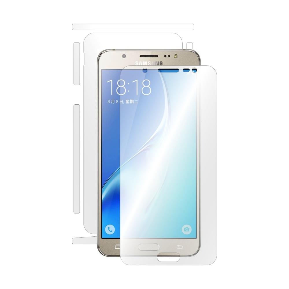 Folie de protectie Smart Protection Samsung Galaxy J5 (2016) - fullbody - display + spate + laterale imagine