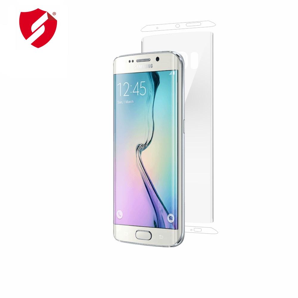 Folie de protectie Smart Protection Samsung Galaxy S6 Edge - doar-spate+laterale imagine