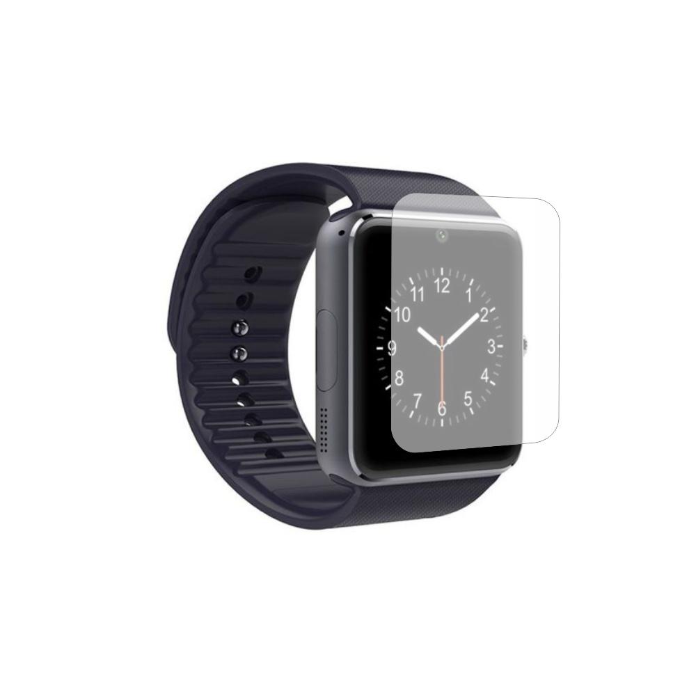 Folie de protectie Smart Protection Smartwatch GT08 - 4buc x folie display imagine