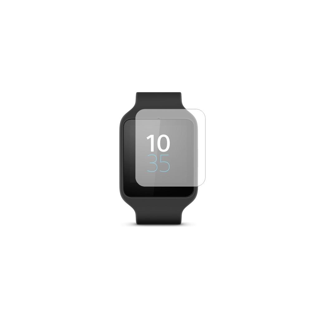 Folie de protectie Smart Protection Sony Smartwatch 3 SWR50 - 2buc x folie display imagine