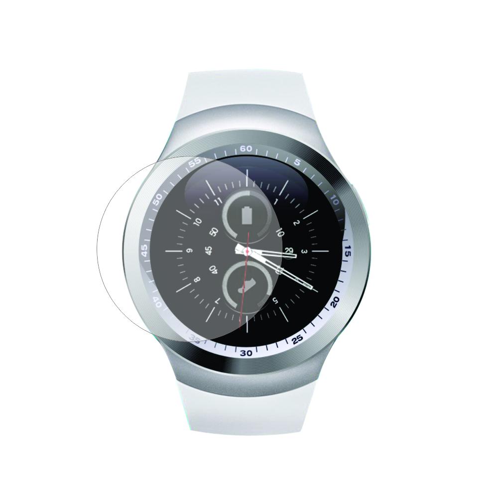 Folie de protectie Smart Protection STAR Smartwatch Y1 MTK6261 - 2buc x folie display imagine