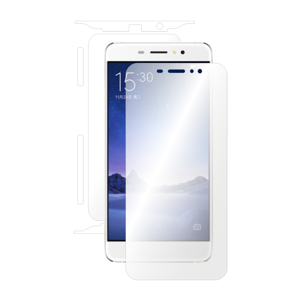 Folie de protectie Smart Protection Ulefone S8 - fullbody - display + spate + laterale imagine