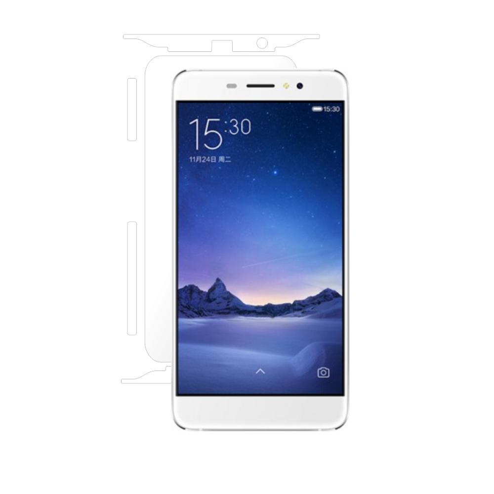 Folie de protectie Smart Protection Ulefone S8 - doar-spate+laterale imagine