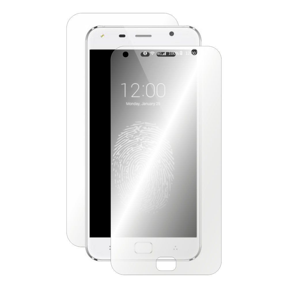 Folie de protectie Smart Protection UMI Touch - fullbody-display-si-spate imagine