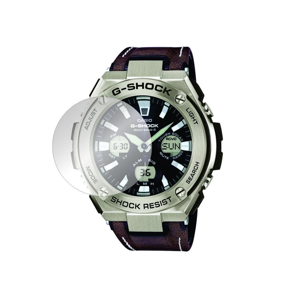 Folie de protectie Smart Protection Casio G-Shock G-Steel GST-W130L - 2buc x folie display imagine