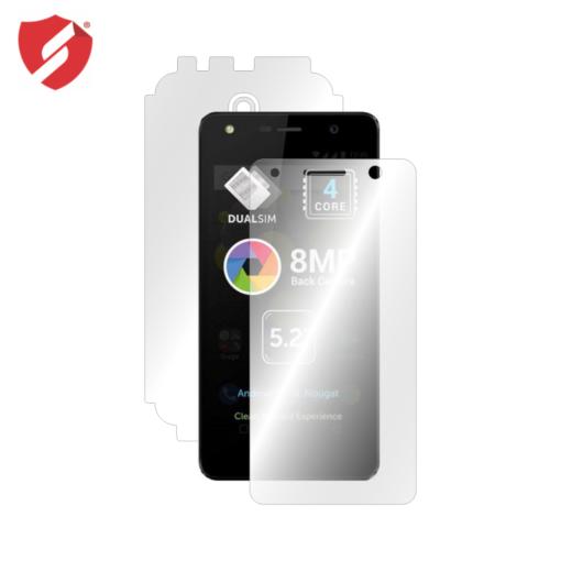 Folie de protectie Clasic Smart Protection Allview A9 Lite