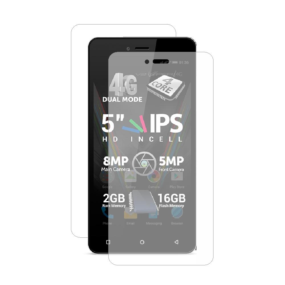 Folie de protectie Smart Protection Allview V2 Viper i4G - fullbody-display-si-spate imagine
