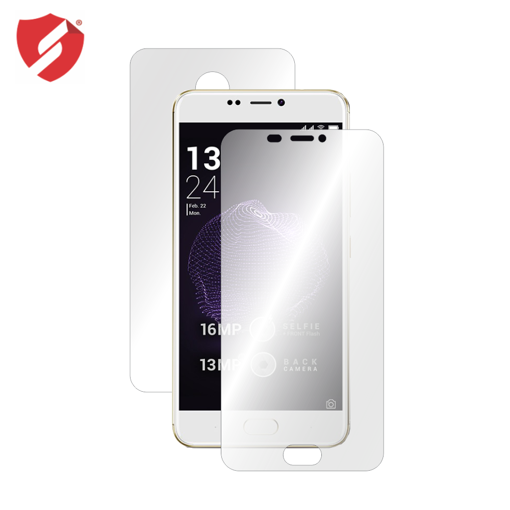 Folie de protectie Smart Protection Allview X4 Soul Style - fullbody-display-si-spate imagine