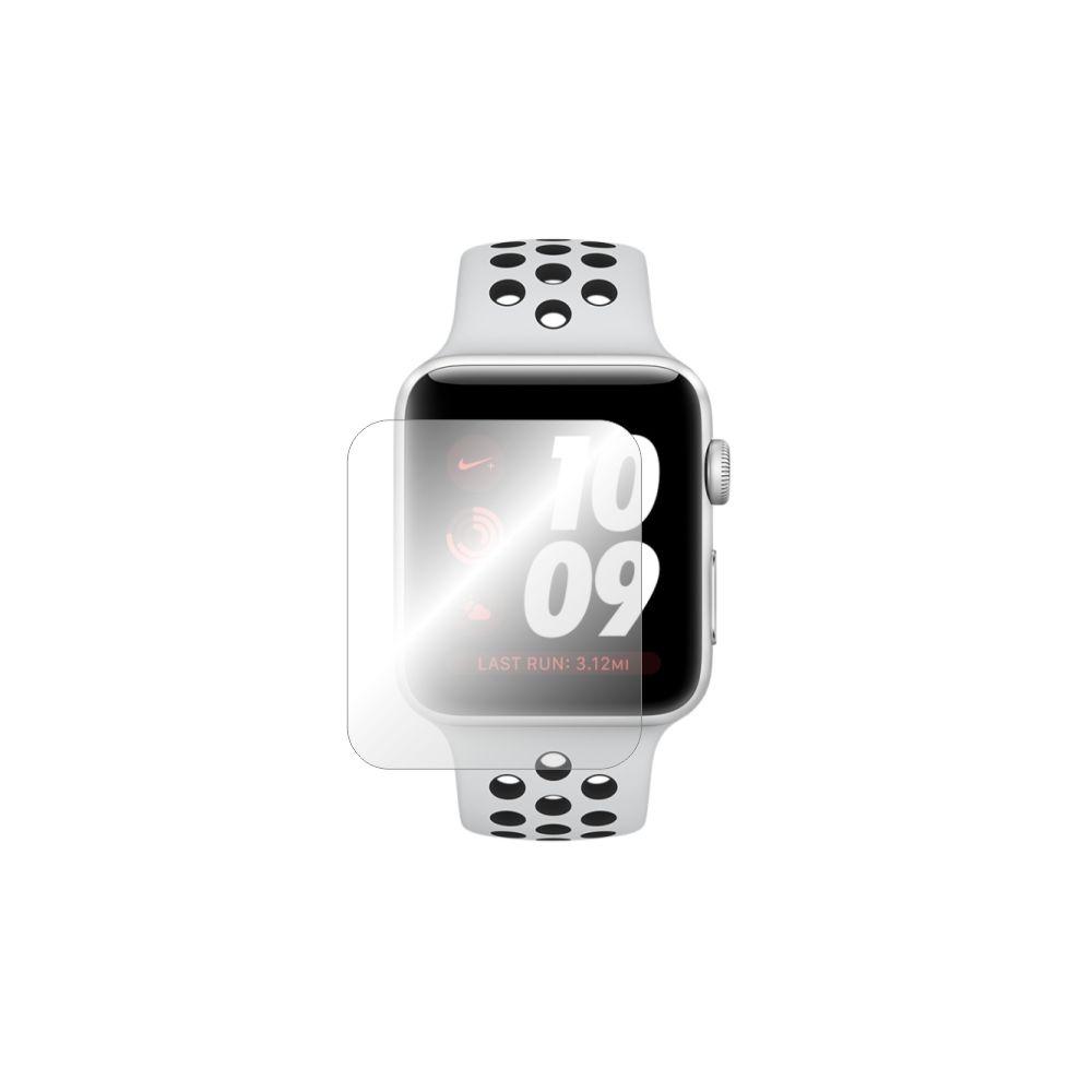 Folie de protectie Smart Protection Smartwatch Apple Watch Series 3 42mm - 4buc x folie display imagine