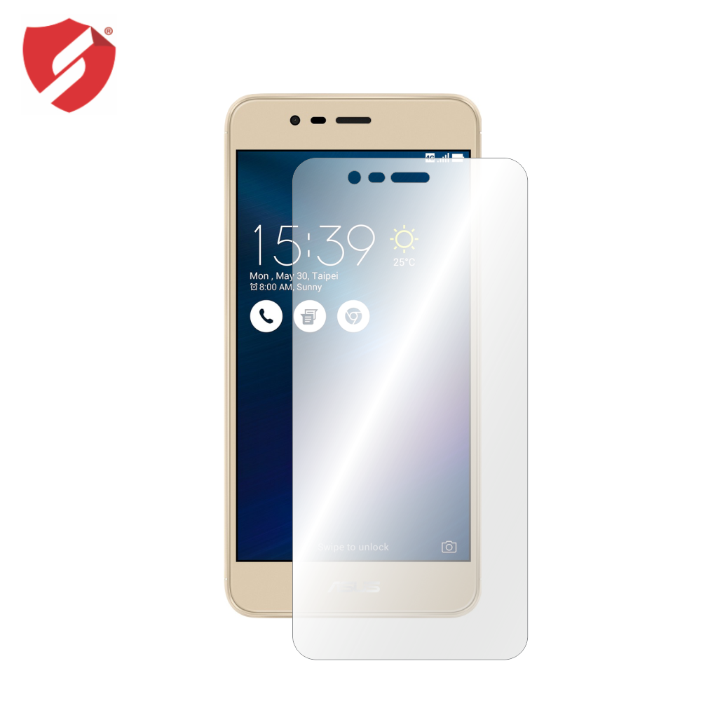 Folie de protectie Antireflex Mata Smart Protection Asus Zenfone 3 Max ZC520TL - doar-display imagine