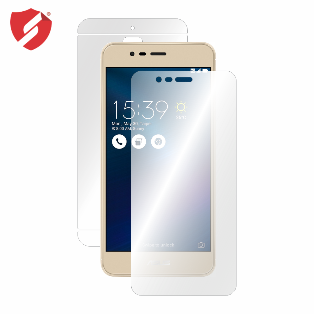 Folie de protectie Smart Protection Asus Zenfone 3 Max ZC520TL - fullbody-display-si-spate imagine