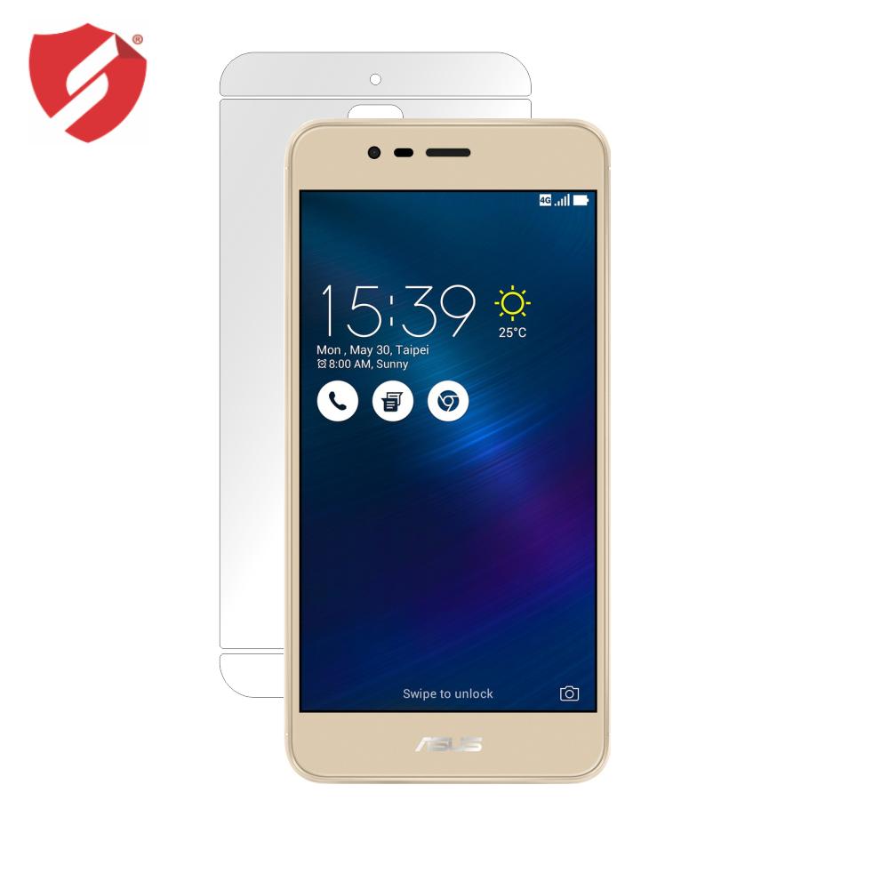 Folie De Protectie Smart Protection Asus Zenfone 3 Max Zc520tl - Doar Spate