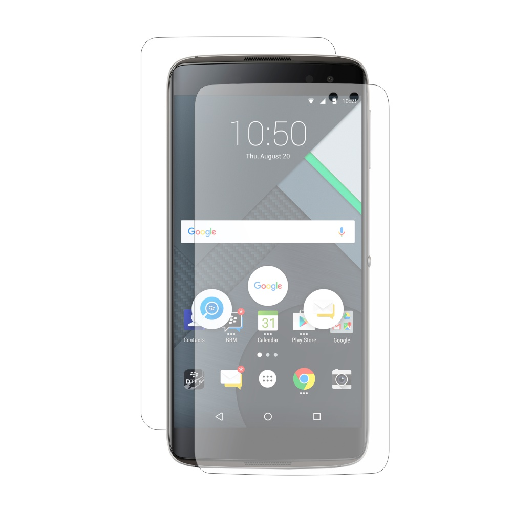 Folie de protectie Smart Protection BlackBerry DTEK60 - fullbody-display-si-spate imagine