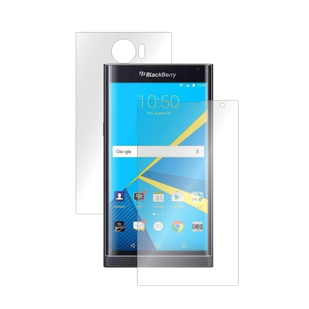Folie de protectie Smart Protection BlackBerry Priv - fullbody-display-si-spate imagine