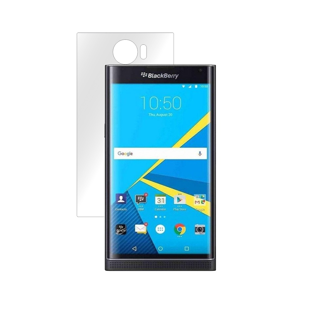Folie de protectie Smart Protection BlackBerry Priv - doar spate imagine