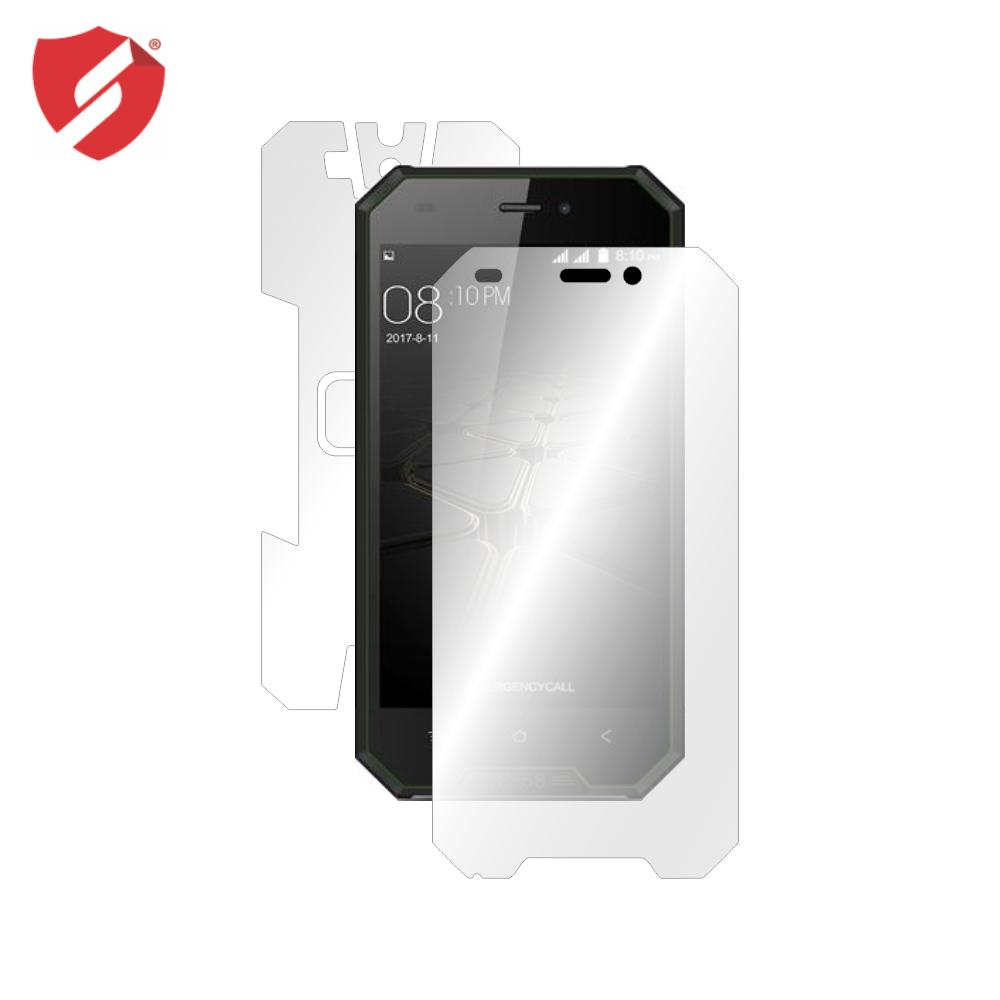 Folie de protectie Smart Protection Blackview BV4000 - fullbody-display-si-spate imagine