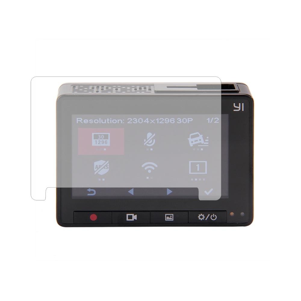 Folie de protectie Smart Protection Camera Auto XiaoMi XiaoYi Yi DashCam Smart Car DVR - 2buc x folie display imagine