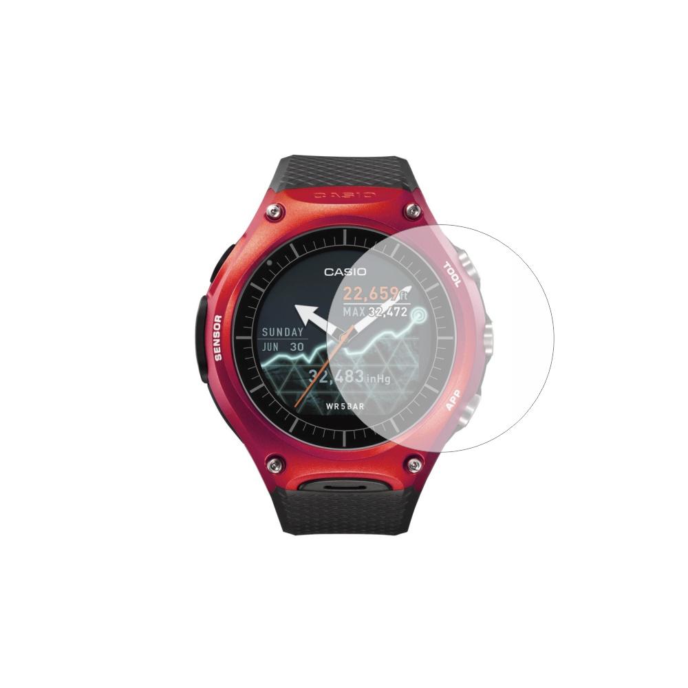 Folie De Protectie Smart Protection Smartwatch Casio Smart Outdoor Wsd-f10 - 4buc X Folie Display