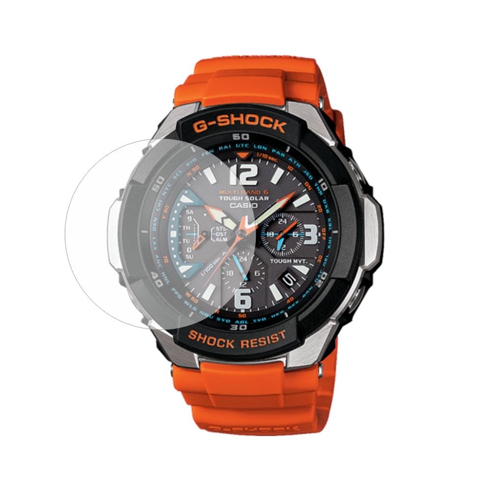Folie de protectie Smart Protection Casio G Shock GW3000 - 4buc x folie display imagine