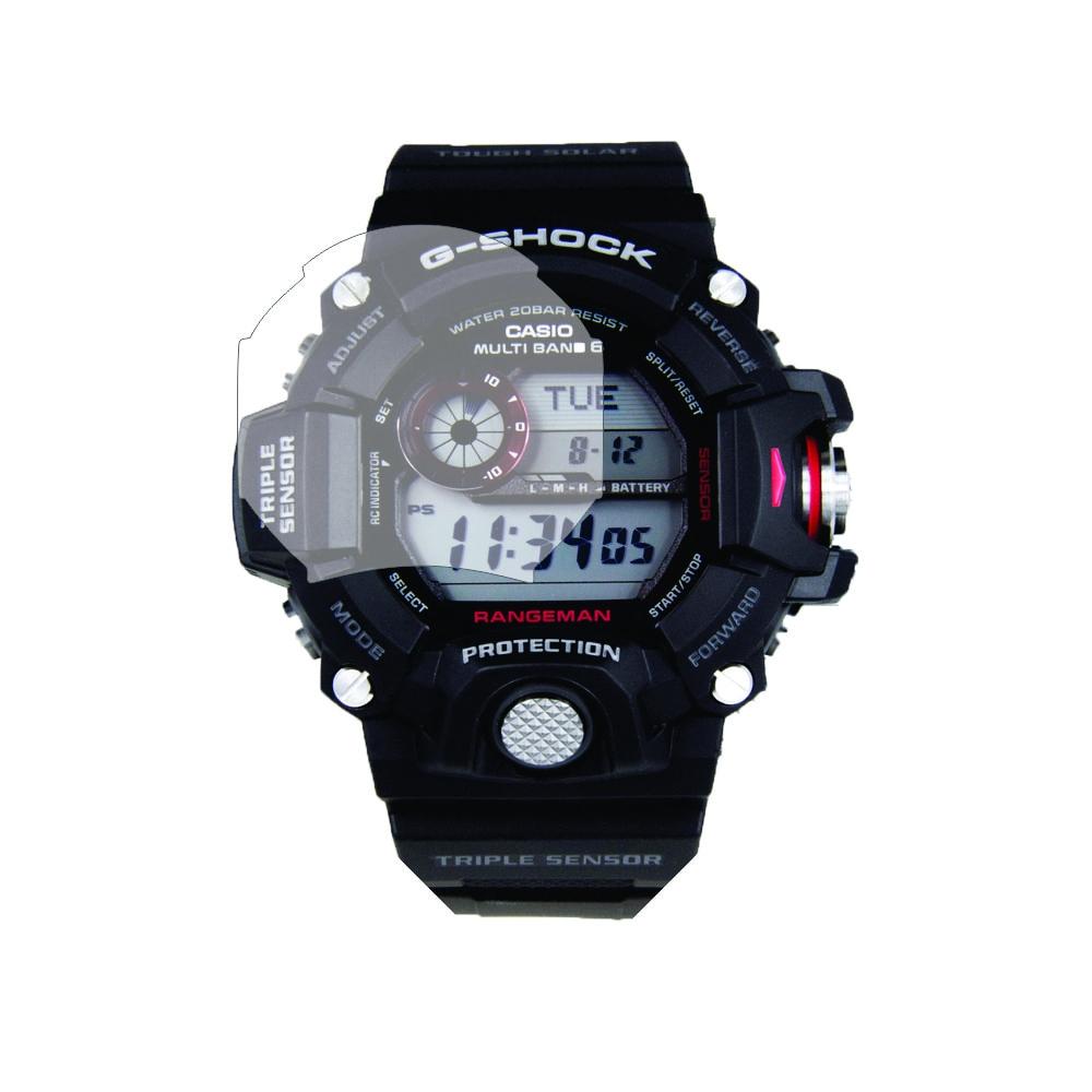 Folie de protectie Smart Protection Casio Men's GW-9400-1CR - 4buc x folie display imagine