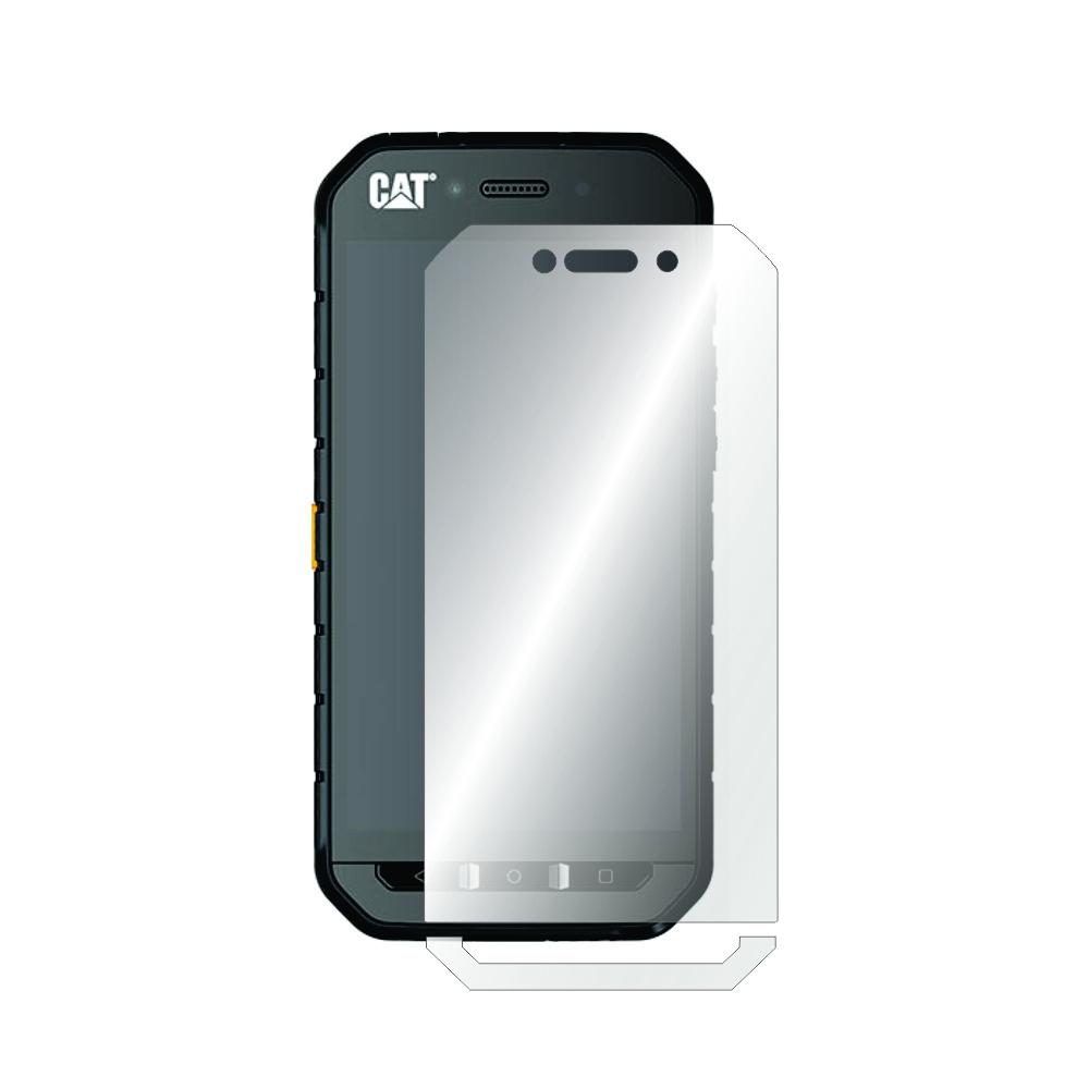 Folie de protectie Smart Protection CAT S41 - 2buc x folie display imagine