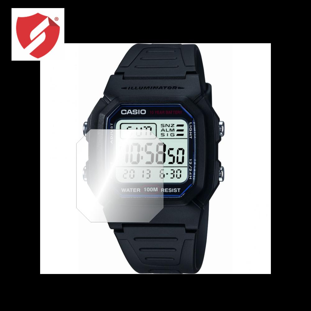 Folie de protectie Smart Protection Ceas Casio W-800H-1AVES - 2buc x folie display imagine