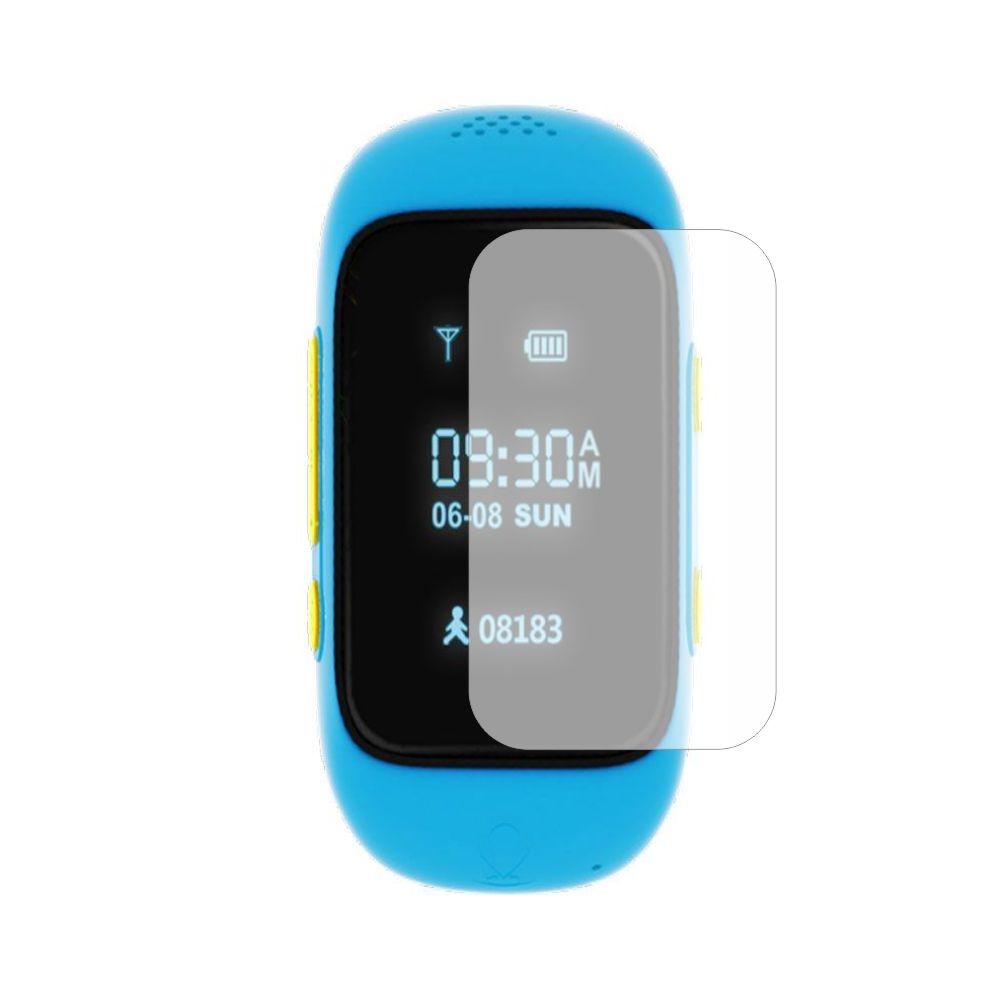Folie de protectie Smart Protection Ceas cu GPS pentru copii, GPS Tracker+Telefon MyRope R12 - 2buc x folie display imagine