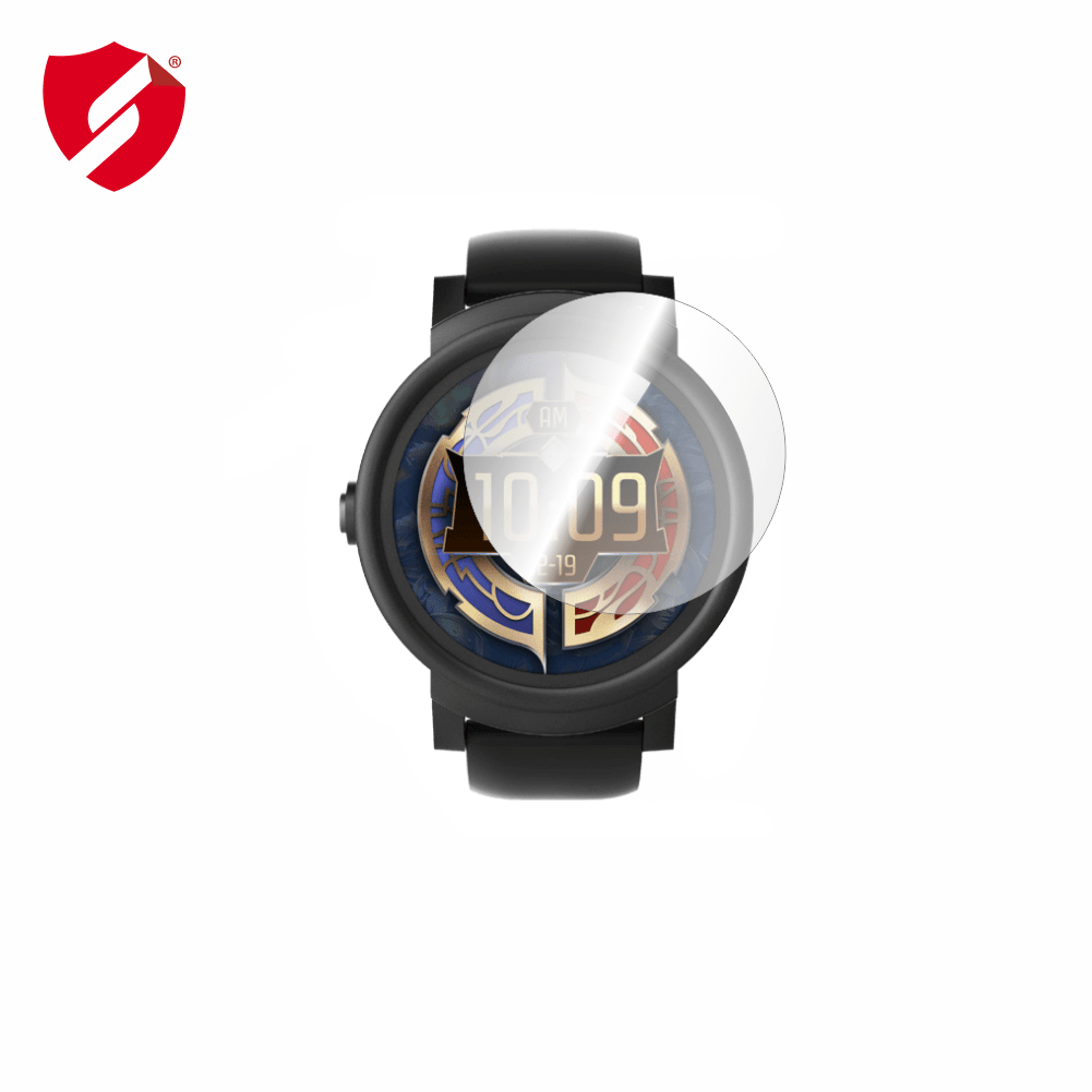Folie de protectie Smart Protection Ceas Ticwatch Express - 2buc x folie display imagine