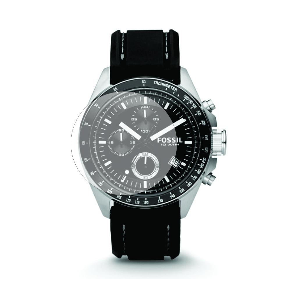 Folie de protectie Smart Protection Smartwatch Fossil Decker CH2573 - 2buc x folie display imagine