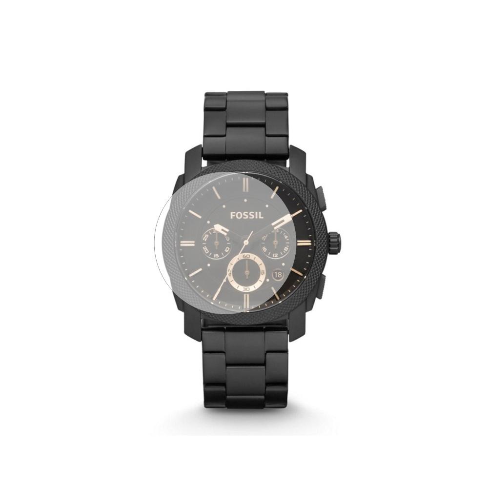 Folie de protectie Smart Protection Smartwatch Fossil Machine - 4buc x folie display imagine