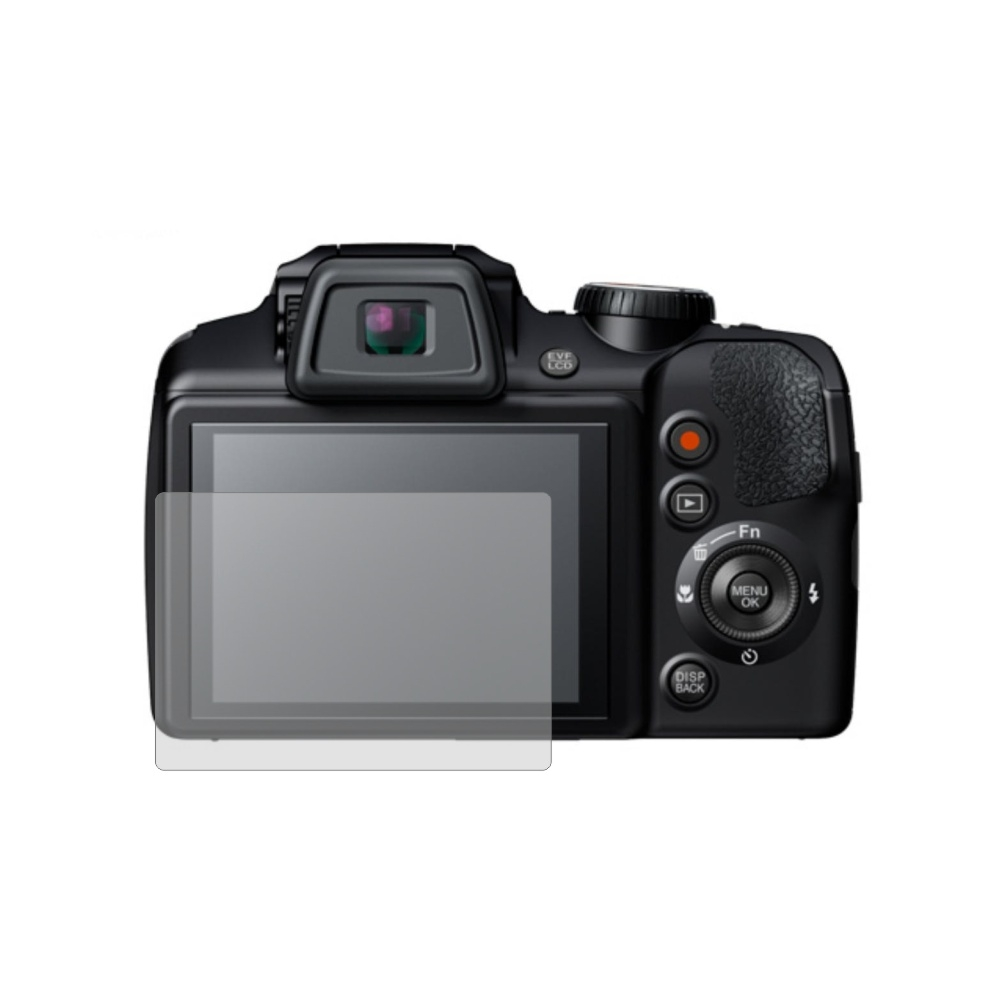 Folie de protectie Smart Protection Fujifilm Finepix P8300 - 2buc x folie display imagine