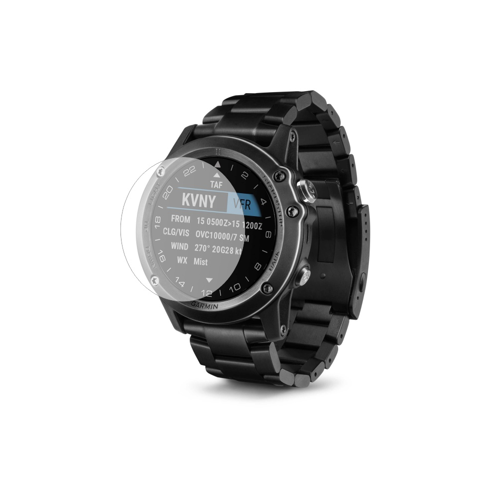 Folie de protectie Smart Protection Smartwatch Garmin D2 - 2buc x folie display imagine