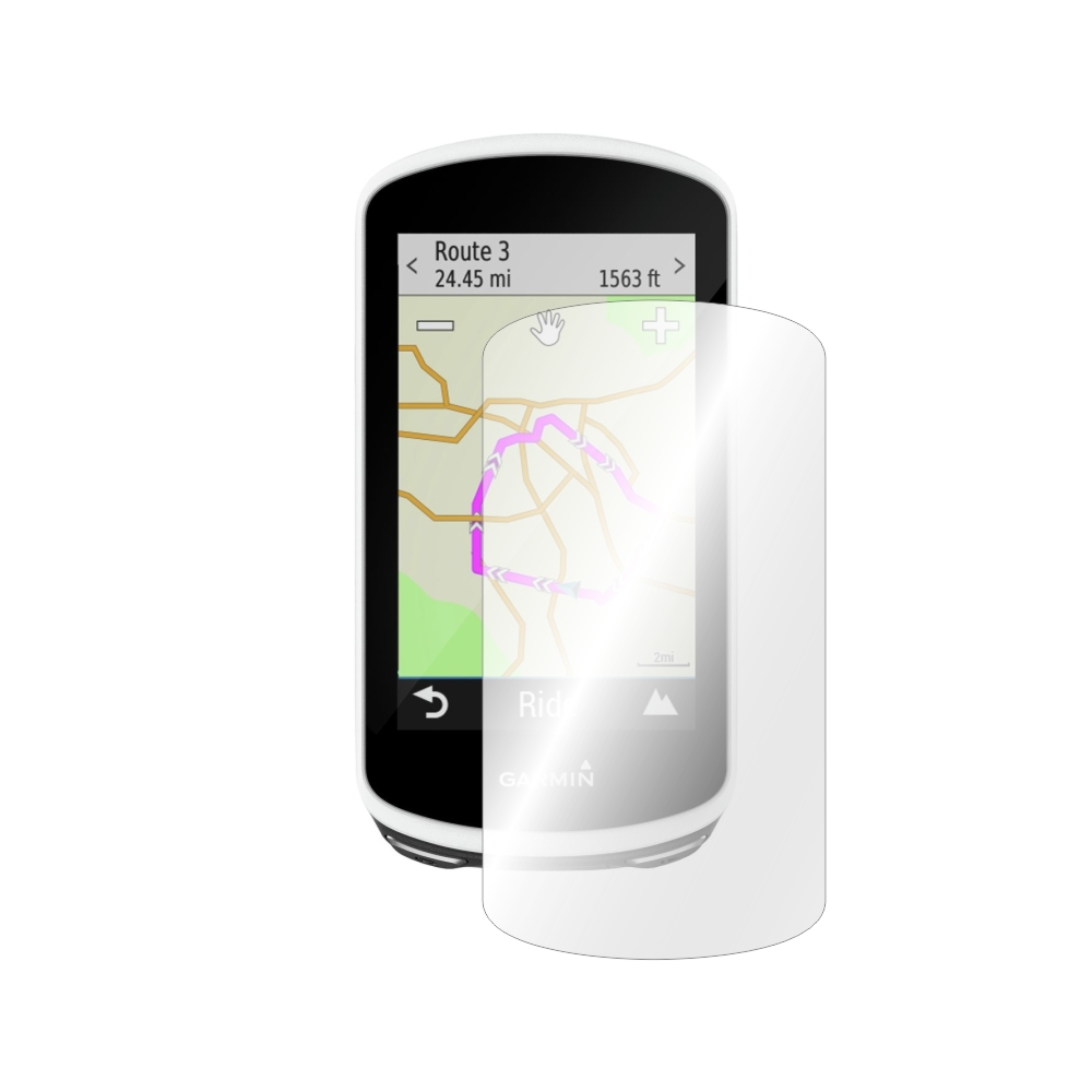 Folie de protectie Smart Protection Ciclocomputer GPS Garmin Edge 1030 - 2buc x folie display imagine