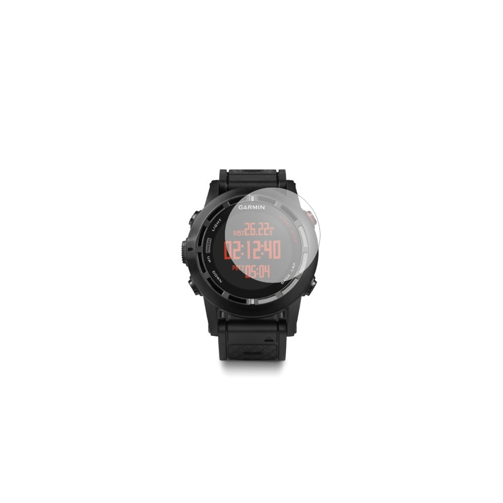 Folie de protectie Smart Protection Smartwatch Garmin Fenix 1 - 2buc x folie display imagine